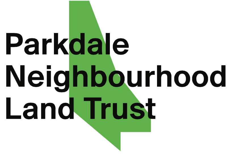 PARKDALE NEIGHBOURHOOD LAND TRUST