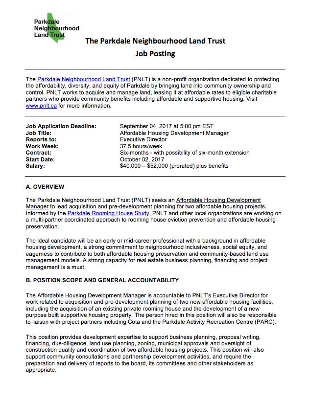 http://www.pnlt.ca/wp-content/uploads/2017/09/Job-Posting_Affordable-Housing-Development-Manager_02.pdf